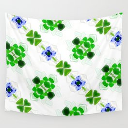Sea Glass 16 Wall Tapestry