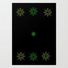 ROK Art Print