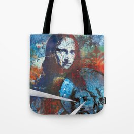 Searching for Mona Tote Bag