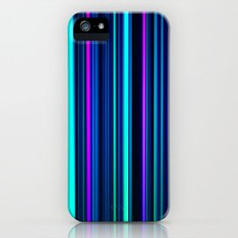 Deep Ocean LED Sculpture Light Painting iPhone Case