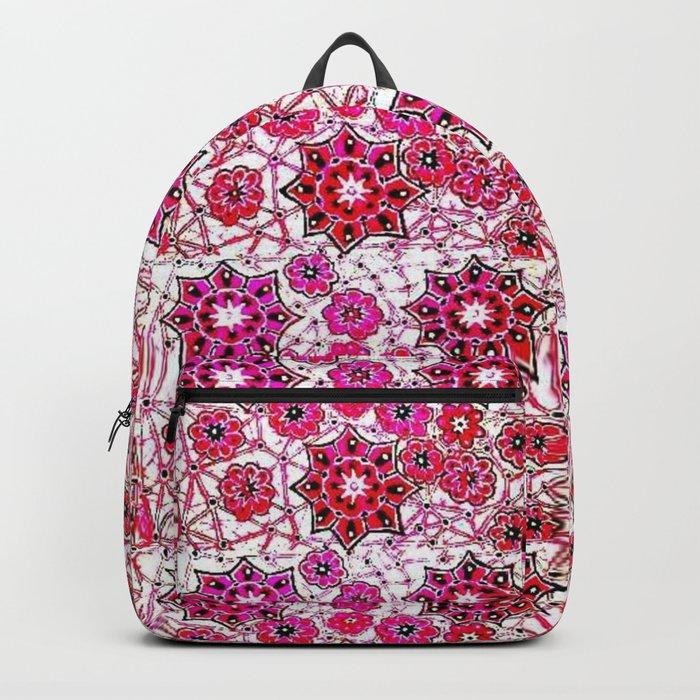 Moroccan Backpack