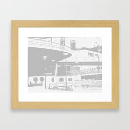Bridge 23 Framed Art Print