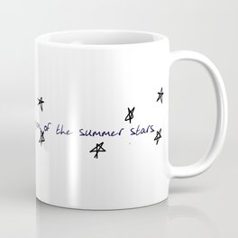 you'll find me in the region of the summer stars (liam) Coffee Mug