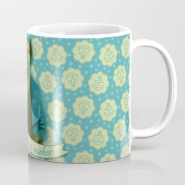 Be Your Own Anchor Coffee Mug