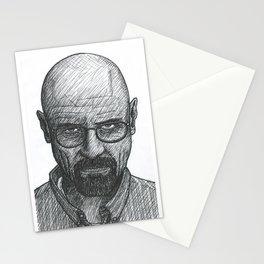 I am the one who knocks! Stationery Cards