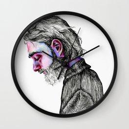 Keaton Henson Wall Clock