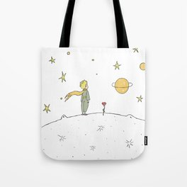 Little Prince II Tote Bag