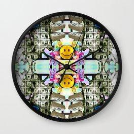 DOLLAR$$$ Wall Clock
