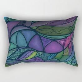 Flow of Time Rectangular Pillow