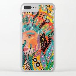Fizzgig Clear iPhone Case