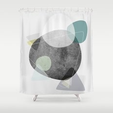 Graphic 112 Shower Curtain