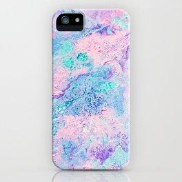 Enif - Abstract Costellation Painting iPhone Case