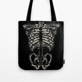 Skeleton #1 Tote Bag