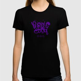 Purple City T-shirt