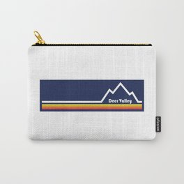 Deer Valley, Utah Carry-All Pouch