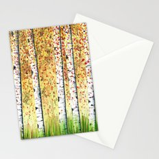 Birch Grove Stationery Cards