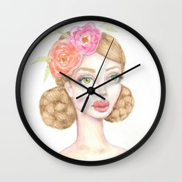 Bridgette Wall Clock