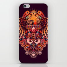The Beauty of Papua iPhone & iPod Skin