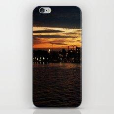 Nightlife iPhone Skin