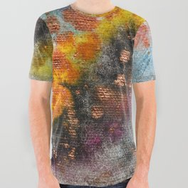 Outside the Galactic Box All Over Graphic Tee