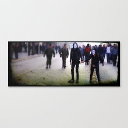 vendettas Canvas Print