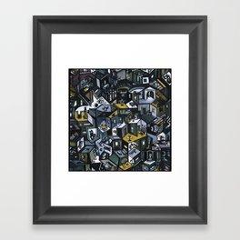 Toto Modo! Framed Art Print