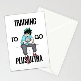 Plus Ultra Training Stationery Cards