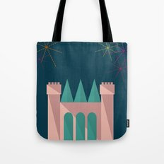 Princess Castle | Disney inspired Tote Bag
