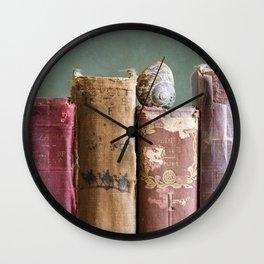 Oldies Wall Clock