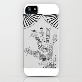 Buratino iPhone Case
