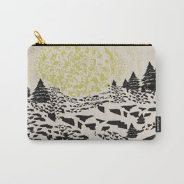 Trippy hills Carry-All Pouch