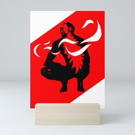 seet Mini Art Print