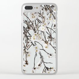 Emerging Spring Clear iPhone Case