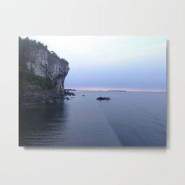 Sunset Cove Metal Print