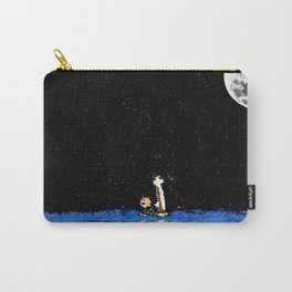 calvin and hobbes galaxy Carry-All Pouch