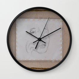 Don't Forget Me Wall Clock