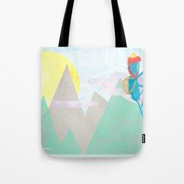 ESCALADA 01 Tote Bag