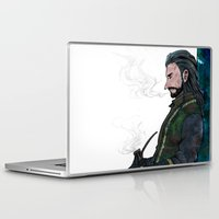 thorin Laptop & iPad Skins featuring Thorin by NON6