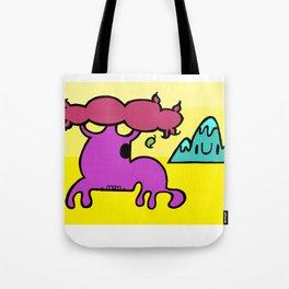 Gumdrop Candy Mountain Tote Bag