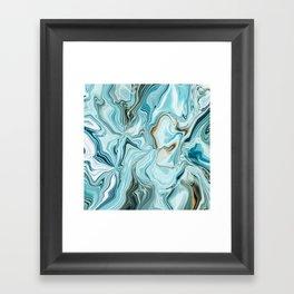 Oyster Framed Art Print