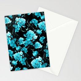 Peonies III Stationery Cards