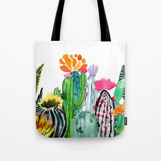 A Prickly Bunch Tote Bag