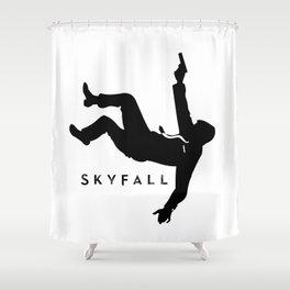 Skyfall Shower Curtain