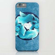 underwater guardians - fishes Slim Case iPhone 6s
