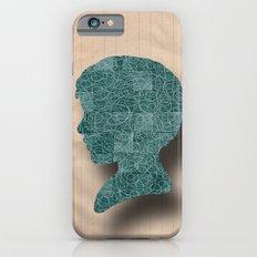 Boy Silhouette iPhone 6s Slim Case