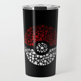 poke ball Travel Mug