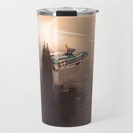 The Cliff Travel Mug