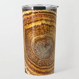 Bracket Fungi on the forest floor Travel Mug