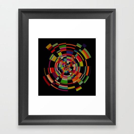 Serkular Framed Art Print