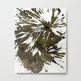 Imprints Of Nature Series - 1751.MP-2.011514 Metal Print